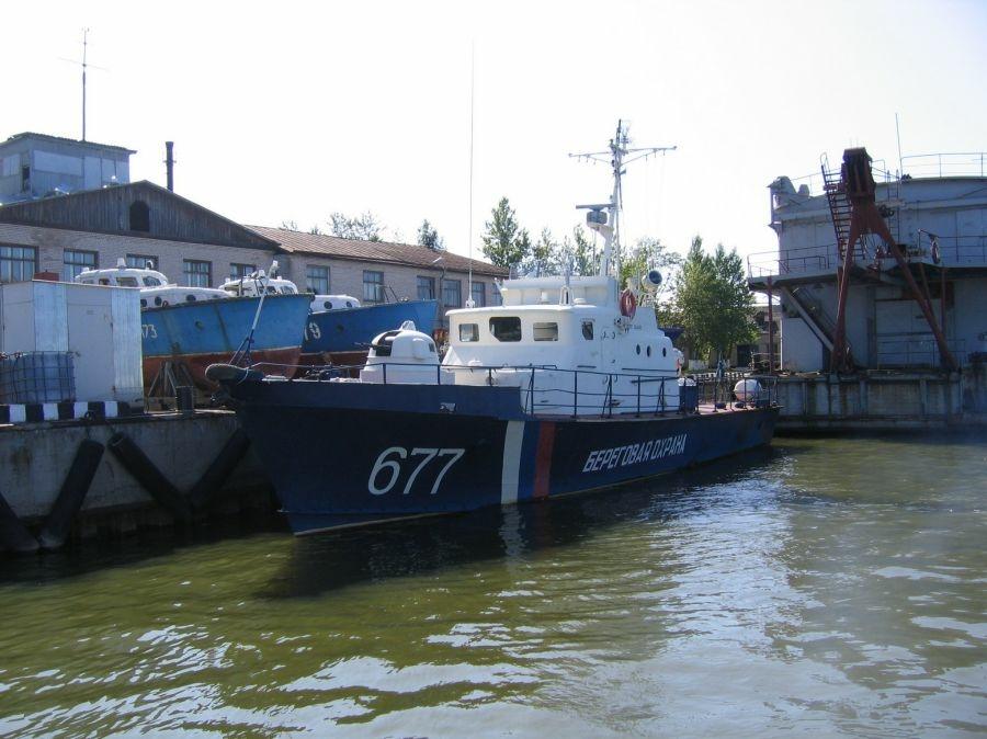 ПСКА-537 в Высоцке