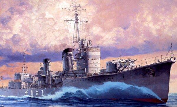 Флот в живописи